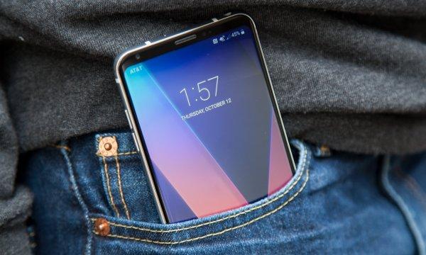 Журналист рассекретил дизайн нового флагманского смартфона от LG