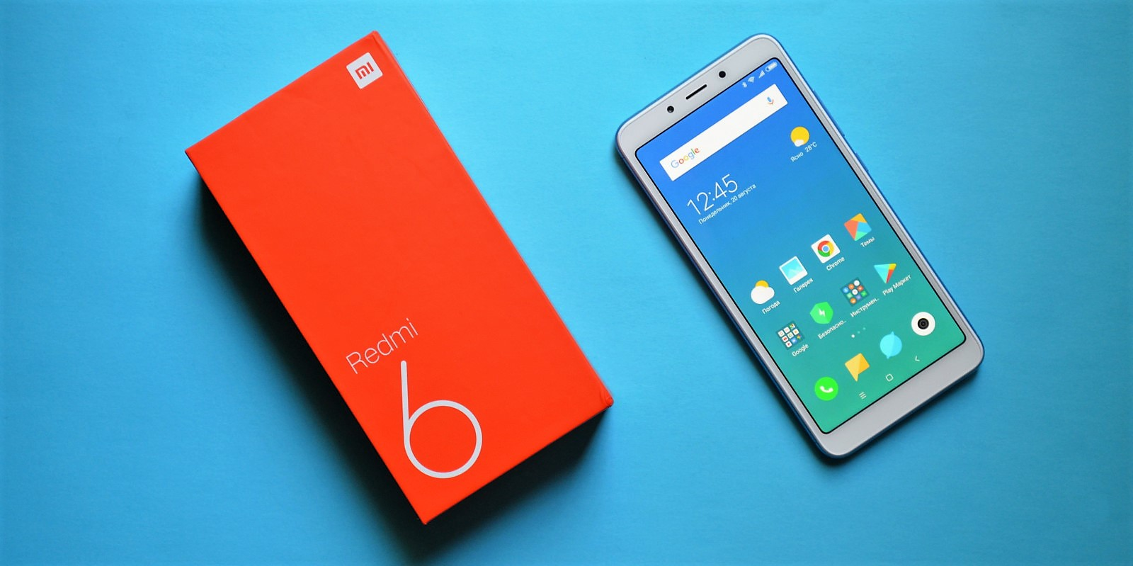 Xiaomi redmi 6 для вас