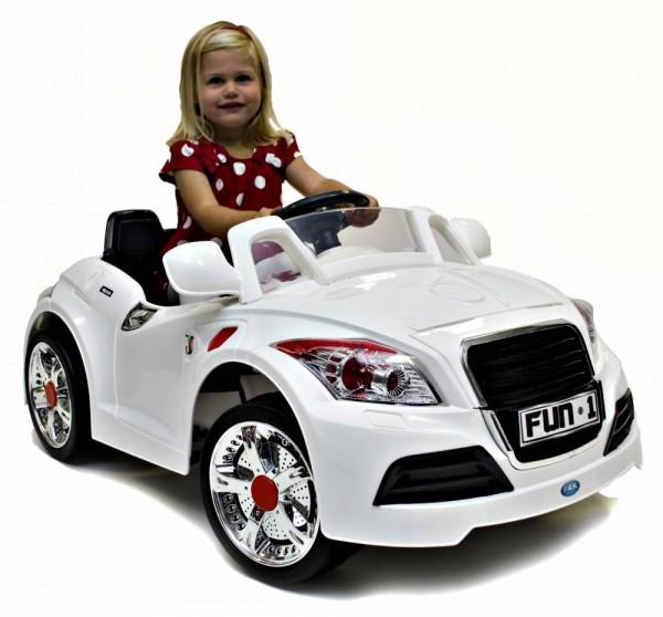 Лучшие электромобили для детей