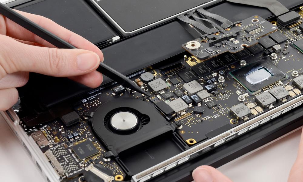 Качественный ремонт MacBook от профессионалов