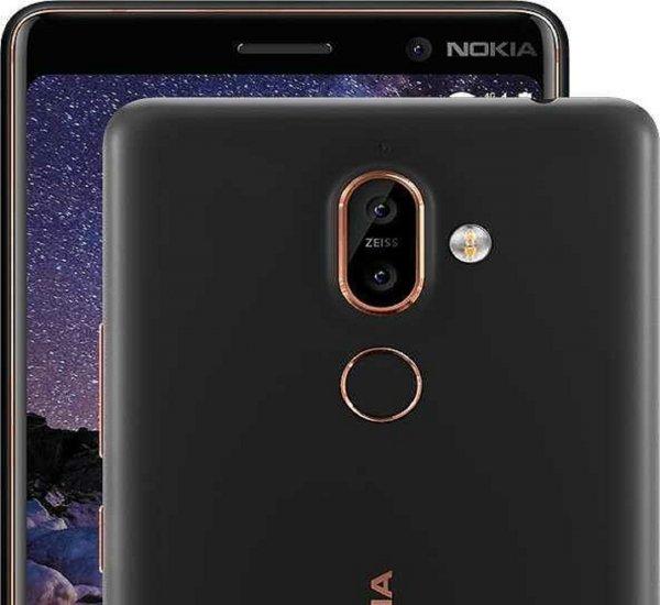 4 октября состоится презентация Nokia 7.1 за 399 евро