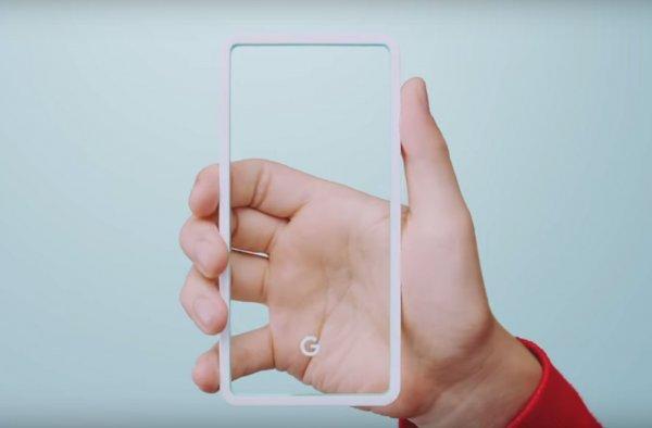 В Сети опубликовали первое официальное рекламное видео Google Pixel 3