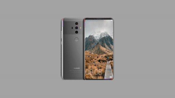 Huawei выпустит игровой смартфон Mate 20X