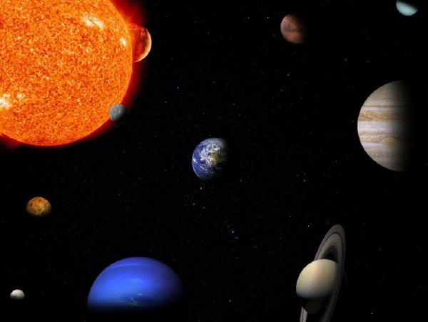 Космологи: Планета X в далеком прошлом спасла Землю
