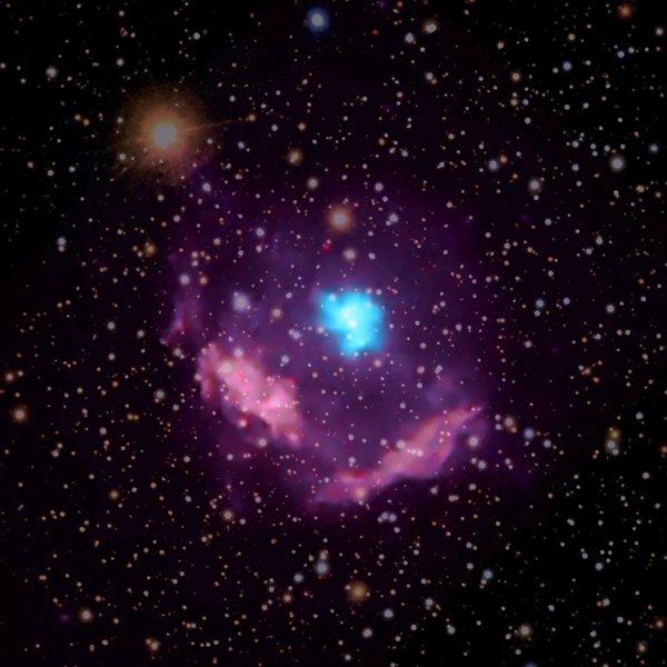 Мигающая звезда оказалась самым молодым известным пульсаром – учёные