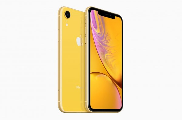 В России начались продажи бюджетного iPhone XR