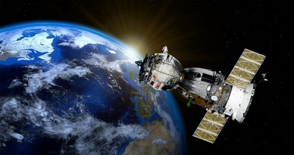 Ученые: Квантовый интернет появится благодаря спутникам для разгона облаков