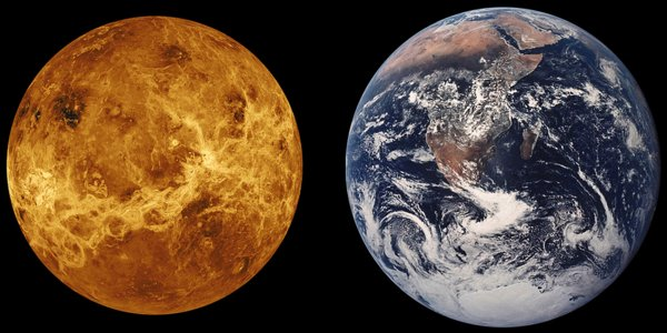 NASA отправит людей к Венере