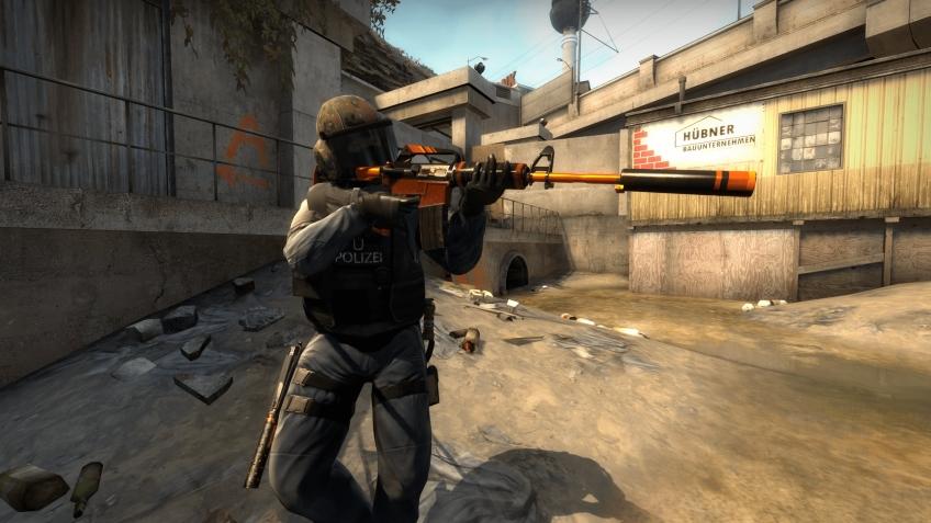 Игровой клиент для быстрого и простого скачивания игры «Counter-Strike: GO»