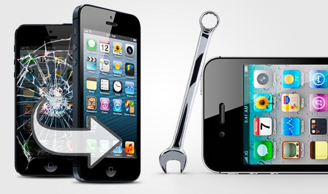 Срочный и недорогой ремонт айфонов