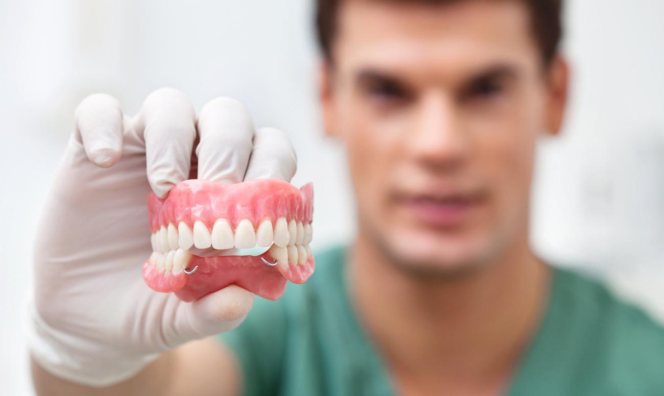 Все виды протезирования зубов