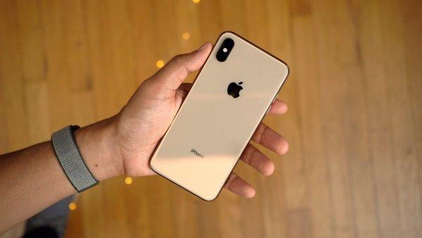 IPhone XS Max за 125 тысяч рублей показал свои недостатки в первые минуты работы