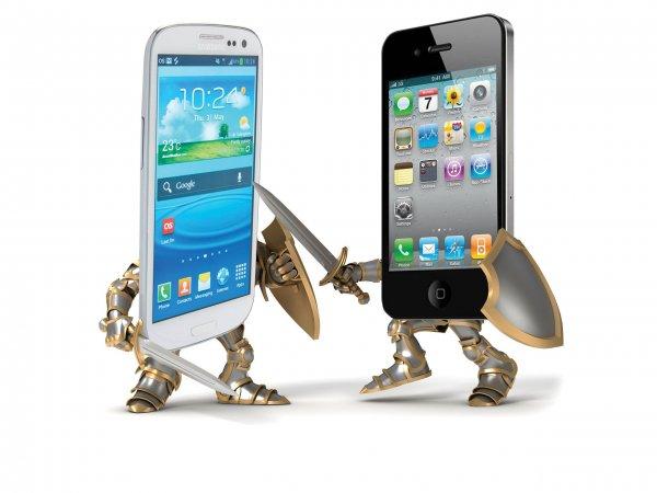 Samsung потроллила Apple бесплатными Galaxy S9