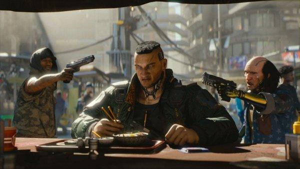 Издатель The Witcher заявил, что Cyberpunk 2077 выйдет в 2019 году