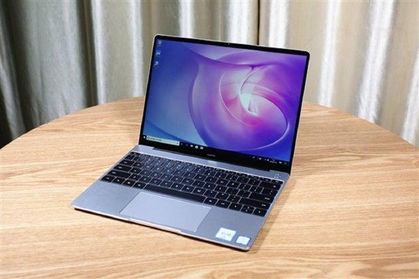 Huawei показала ноутбук MateBook 13 с технологией Huawei Share 3.0