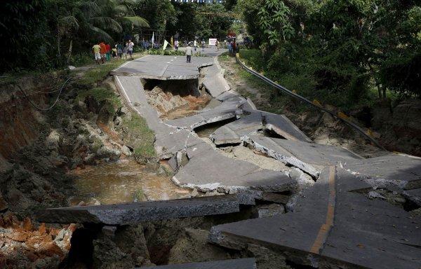 Российские физики смогут прогнозировать землетрясения по «шепоту Земли».