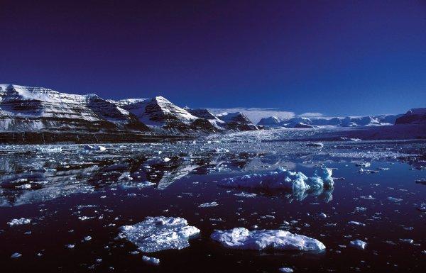 В Гренландии обнаружен кратер от падения гигантского метеорита