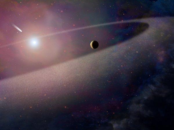 «Супер-планета» обнаружена в 6 световых годах от Земли