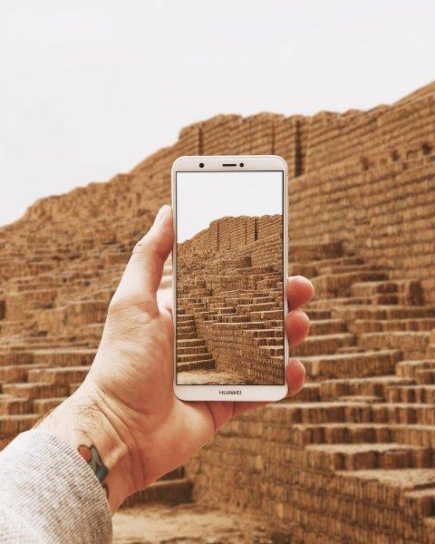 В Сеть выложили эскиз смартфона Huawei P Smart 2019 года