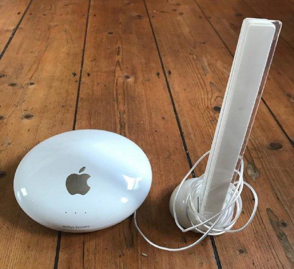 Apple отказалась от продаж фирменных маршрутизаторов линейки AirPort
