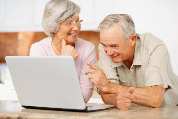 Skype оказался лучшим помощником в лечении старческой депрессии