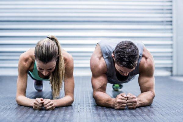 Ученые доказали, что тренировки на выносливость лучше силовых