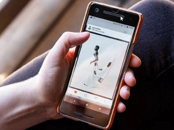 Instagram упростил просмотр фотографий для слабовидящих пользователей
