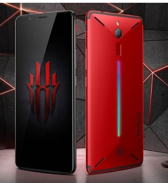 ZTE презентовала геймерский смартфон Nubia Red Magic Mars с 10 ГБ ОЗУ