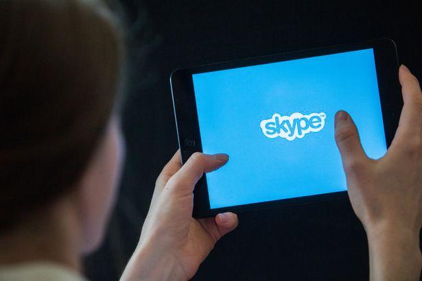 Регистрация нового пользователя в Skype
