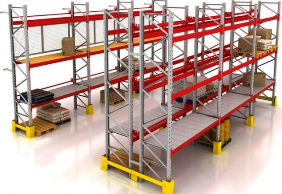 Качественные стеллажи для складов