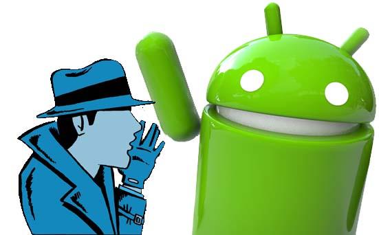 Андроид шпион