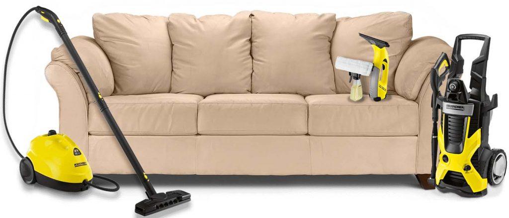Химчистка диванов – качество и безопасность