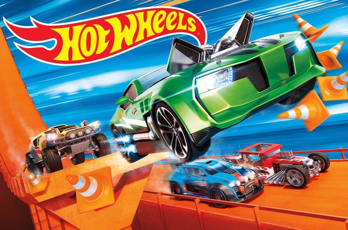 Большой выбор треков Hot Wheels