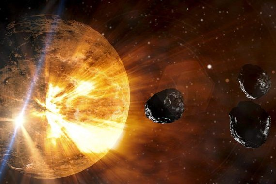 Астрономы обнаружили новую звезду с загадочным блеском