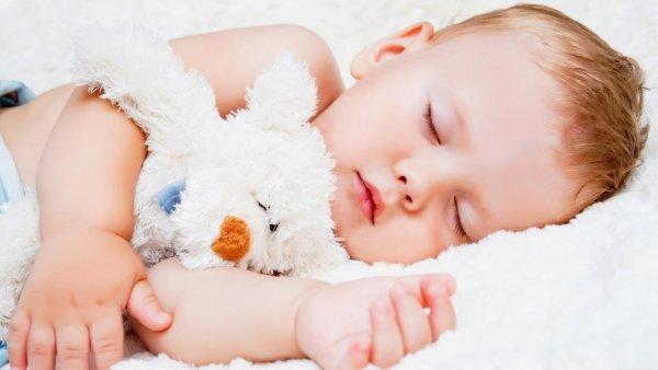 Ученые выявили важность хорошего сна для детей
