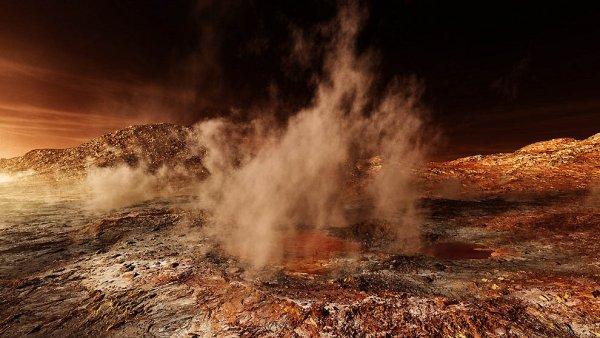 NASA удивило людей первыми звуками с Марса
