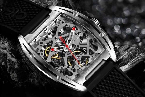 Xiaomi представила механические наручные часы за 10 тысяч рублей