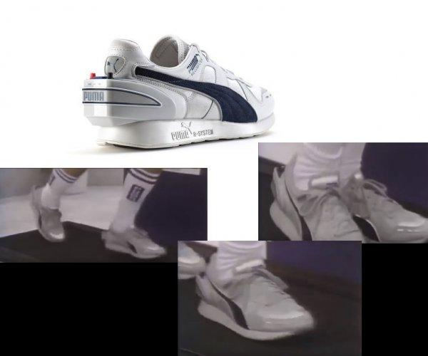 Puma перевыпустила первые смарт-кроссовки 1986 года