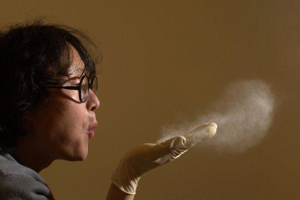 Домашняя пыль имеет гены, устойчивые к антибиотикам