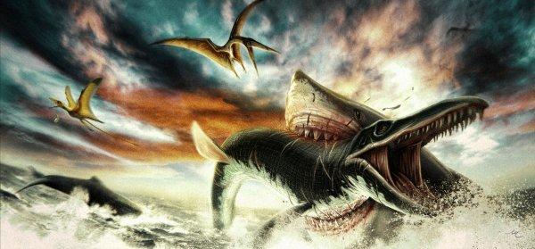 Учёные раскрыли тайну гибели древней жизни в океанах