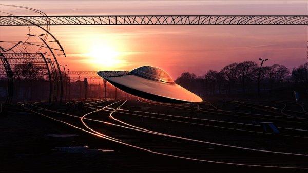 «Гость из будущего» прогнозирует вторжение НЛО на Землю в январе 2019 года