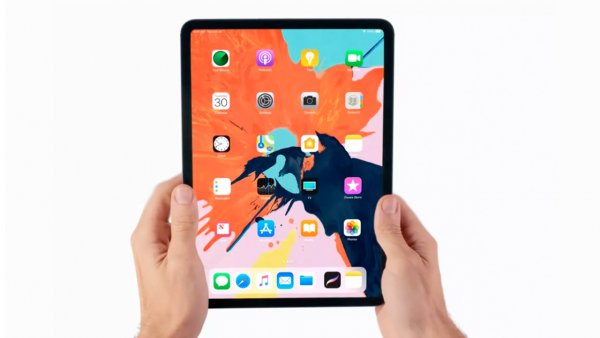 Apple не признает погнутые iPad Pro бракованными