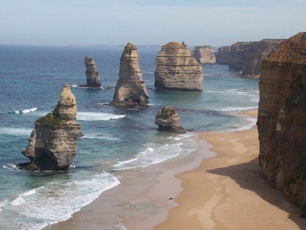 Возле Австралии нашли дюны Ледникового периода