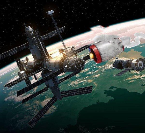 Названа причина отправки американцами червей в космос