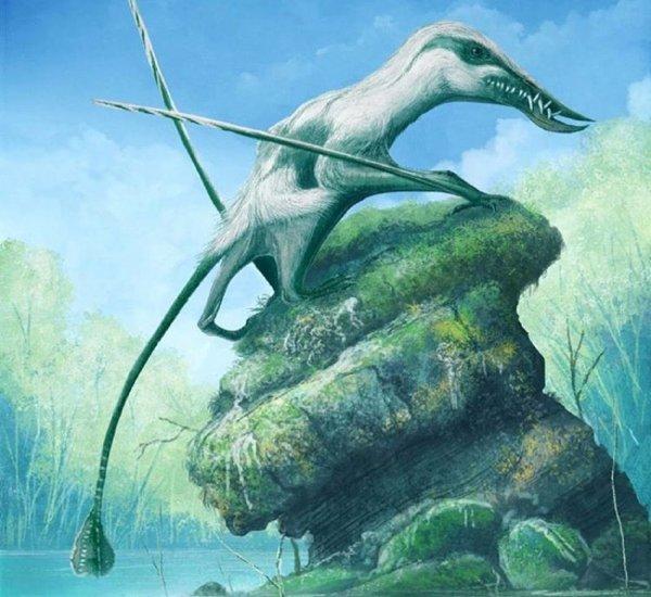 В Англии нашли нового птерозавра юрского периода