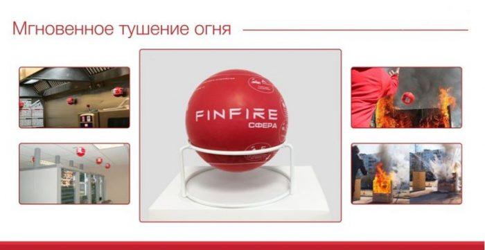 Купить Сферу Finfire