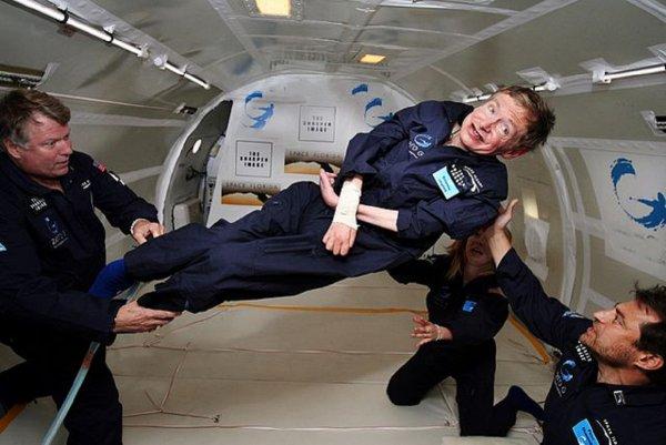 Стивен Хокинг: Солнце распухнет и поглотит Землю
