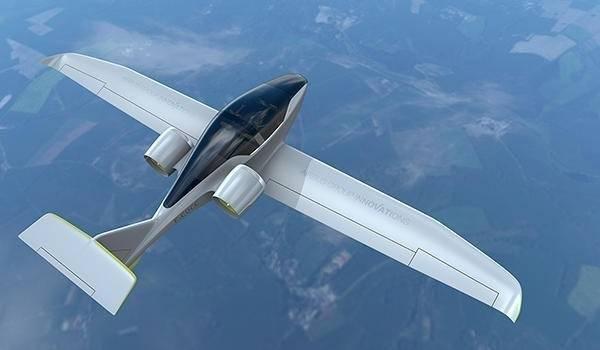 Компания Rolls-Royce займется разработкой скоростного электрического самолета