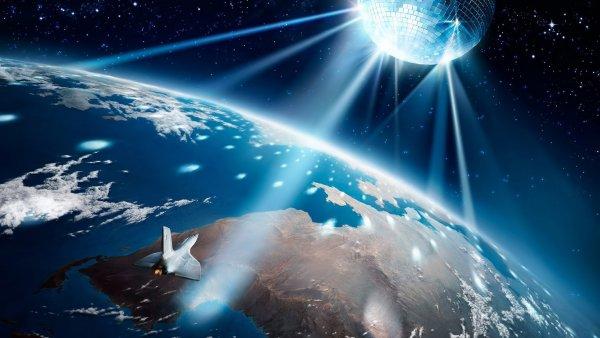 Российский стартап собирается размещать рекламу в космосе