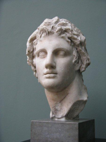 Названа истинная причина смерти Александра Македонского